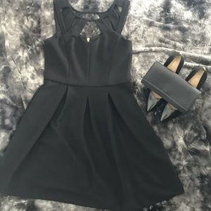 Betsy Johnson Black Dress